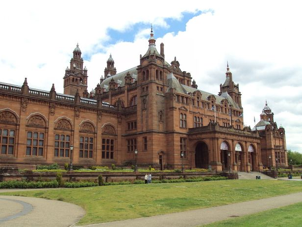Kelvingrove art gallery and museum, Glasgow - DSC06212