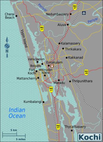 Kochi Travel Guide At Wikivoyage