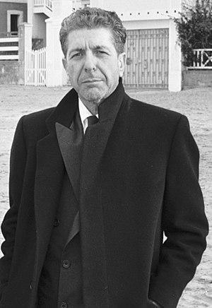 Leonard Cohen (1988).