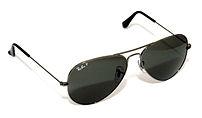 Ray-Ban Aviator sunglasses model RB3025 004/58.