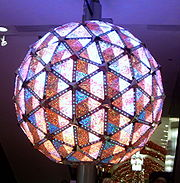 Bola di Times Square