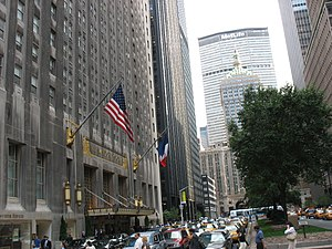 Photo of Waldorf-Astoria Hotel at 50th and Par...