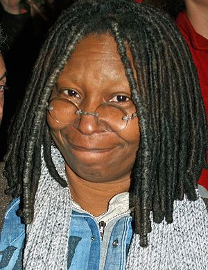 Whoopi Goldberg (the most recent winner) becam...