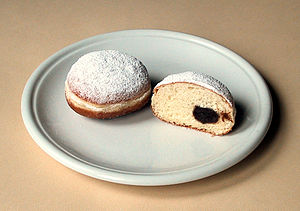 Berliner (pastry)