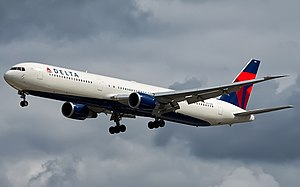 N842MH - AB8862 - Delta Airlines - Boeing 767-...