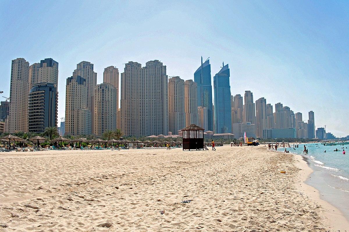 Jumeirah Beach Residence Wikipedia