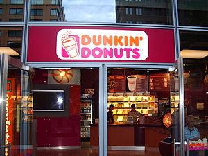 Deutsch: Dunkin Donuts in Berlin
