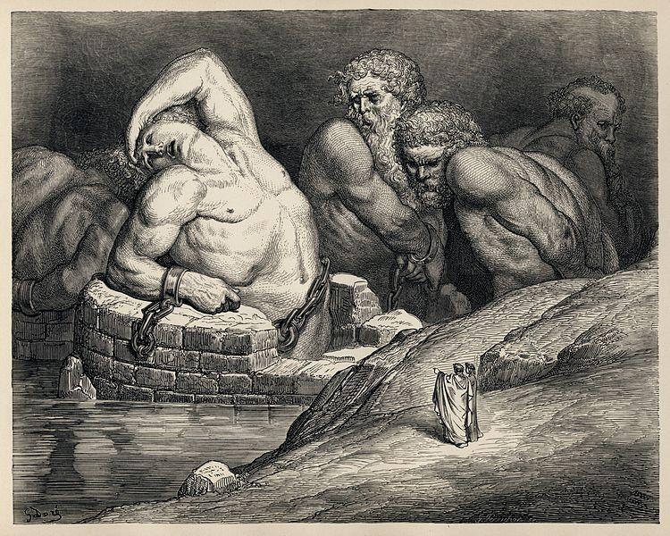 File:Gustave Doré - Dante Alighieri - Inferno - Plate 65 (Canto XXXI - The Titans).jpg
