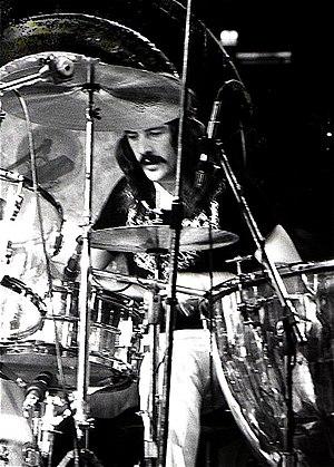 English: John Bonham - Led Zeppelin