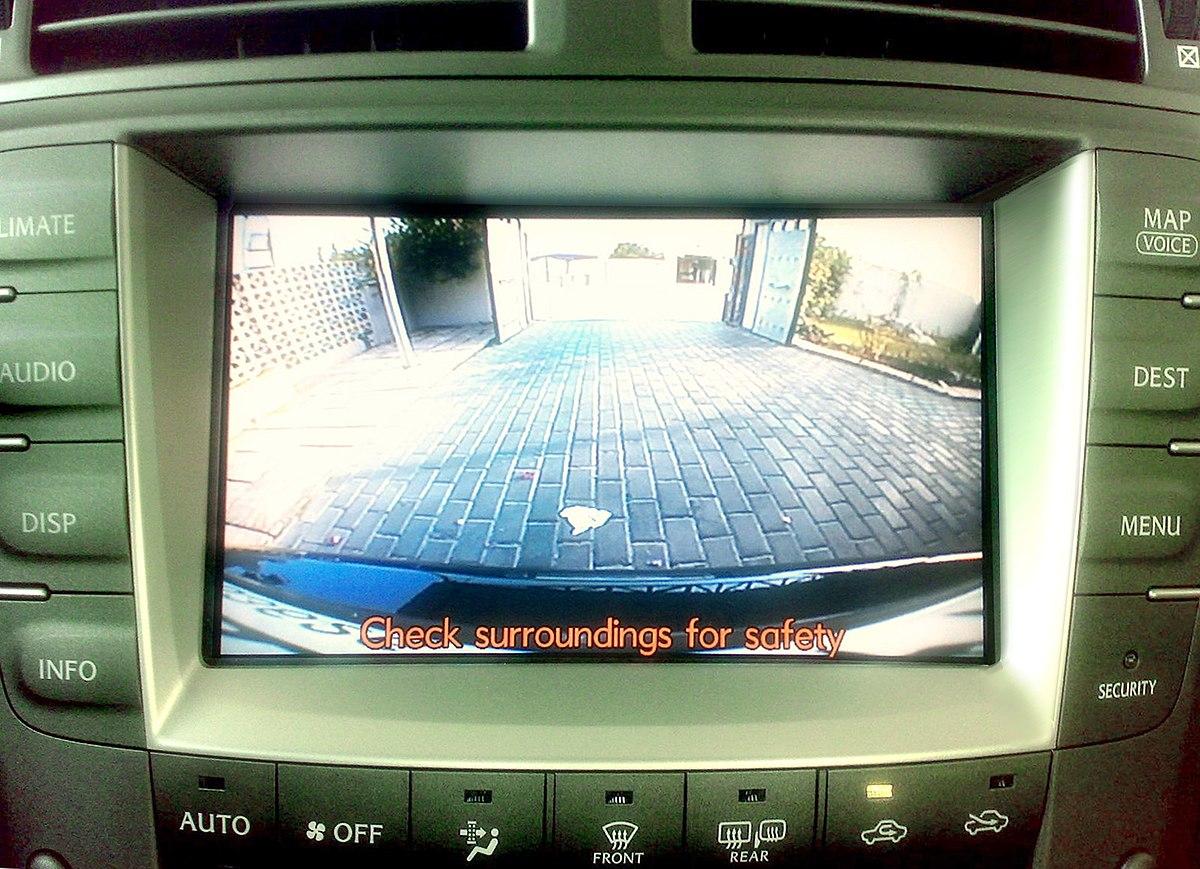 Aftermarket Backup Camera Wiring Diagram
