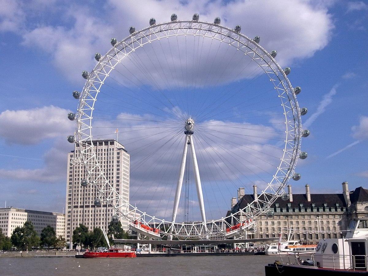 Londono Akis Vikipedija