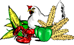food agriculture icon symbol