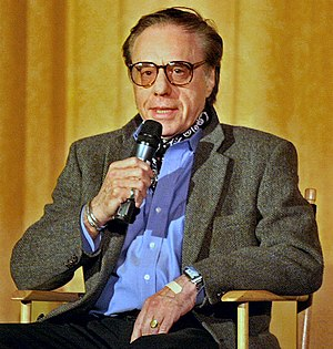English: Peter Bogdanovich at the Castro Theat...