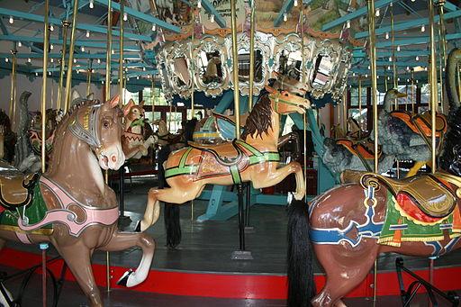 Pullen Park Carousel 28
