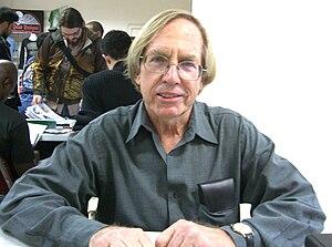 English: Comic book creator Roy Thomas at the ...