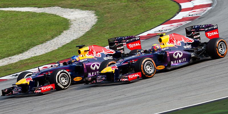 File:Sebastian Vettel overtaking Mark Webber 2013 Malaysia 2.jpg