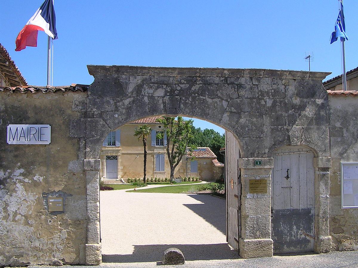 Saint Sulpice De Cognac Wikipdia