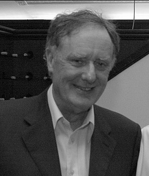 Cropped picture of Vincent Browne from Flickr