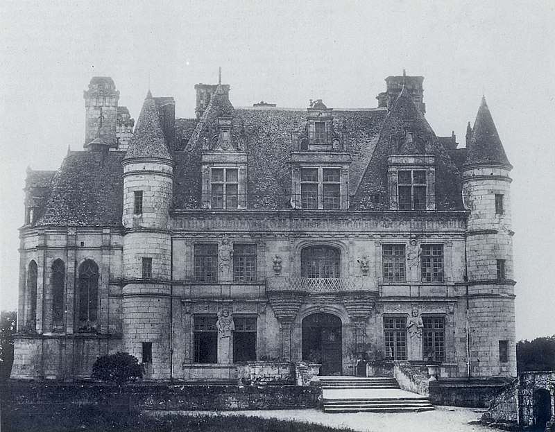 ChenonceauN1851
