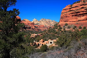 Enchantment Resort near Sedona, Arizona