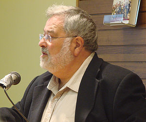 "Author/linguist/professor George Lakoff (""..."
