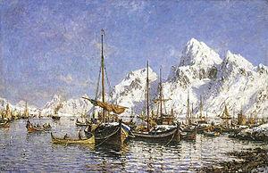 Gunnar Berg Painter WikiVisually