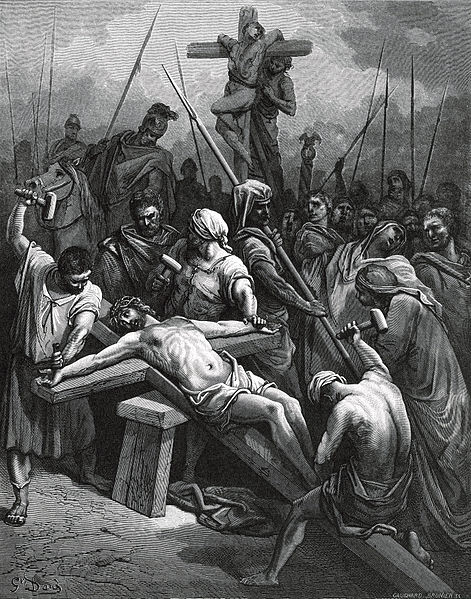 File:Gustave Doré - Crucifixion of Jesus.jpg