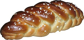 """Uma """"trança de pão doce"""""""