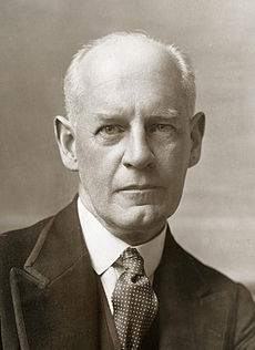 John Galsworthy, fresh out of fucks to give