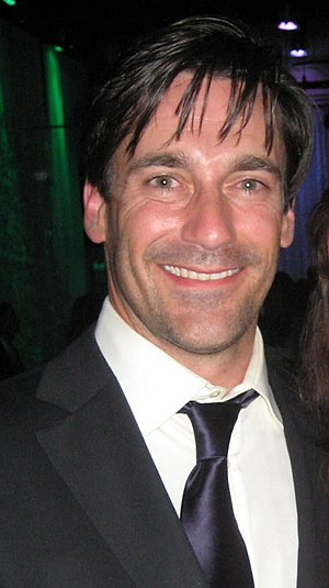 English: Jon Hamm