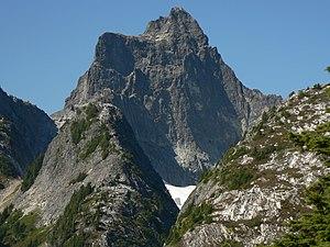 Mount Triumph 7240+ feet, 2207+ meters