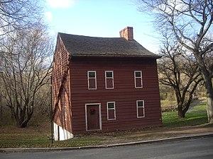 Voorlezer's House, Staten Island, NY