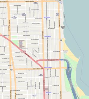 Edgewater, Chicago