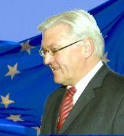 Frank-Walter Steinmeier  -Ministro Federal de Relaciones Exteriores  -Presidente de la Unión Europea, 1er.Sem. de 2007