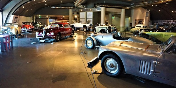 Hellenic Motor Museum, Athens - Joy of Museums
