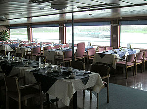 J. Henry Dunant III restaurant in The Netherlands