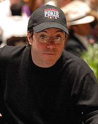 Jamie Gold at the 2006 World Series of Poker.