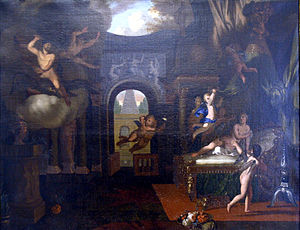 Jan Voorhout Zeus and Semele
