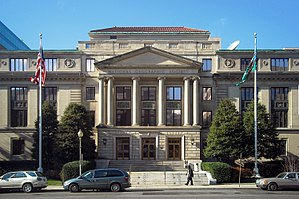 The National Geographic Society Administration...