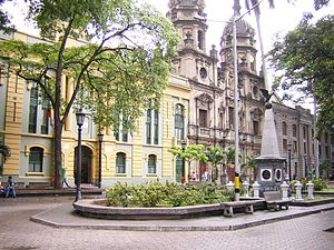 San Ignacio Square