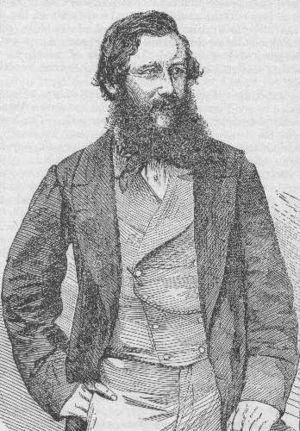 Explorer John Hanning Speke, the first Europea...