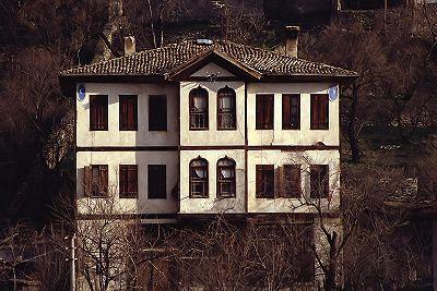 Geleneksel Safranbolu evi