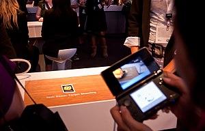 """Nintendo 3DS """"Target Shooting"""" hands..."""