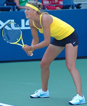 Victoria Azarenka US Open 2009