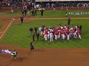 English: 2009 National League Championship Ser...