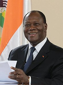 Image result for ivory coast president