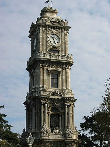 File:Dolmabahçe Saat Kulesi.JPG