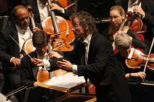 Torino 2 settembre 2008 Teatro Regio The Cleve...