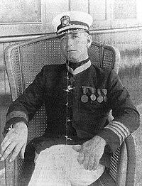 Lieutenant Commander George Rose