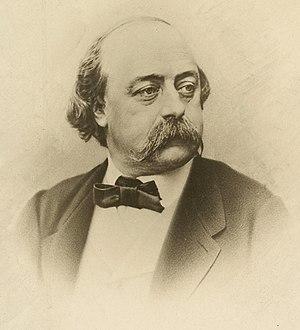 Gustave Flaubert. Mussorgsky started an opera ...